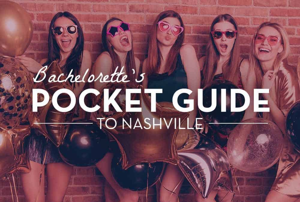 Bachelorette Pocket Guide to Nashville | Nashville Bar Bike