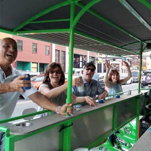 Nashville Pedal Pub Tours - Best Bar Bike in Nashville