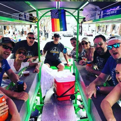 Pedal Pub & Bike Bar
