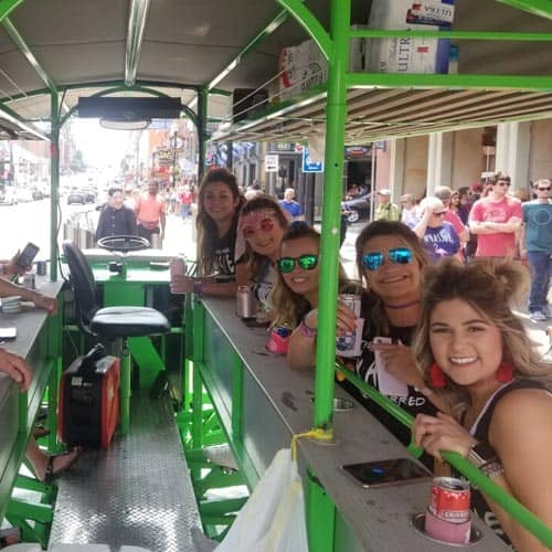 Pedal Pub - Bike Tours Nashville