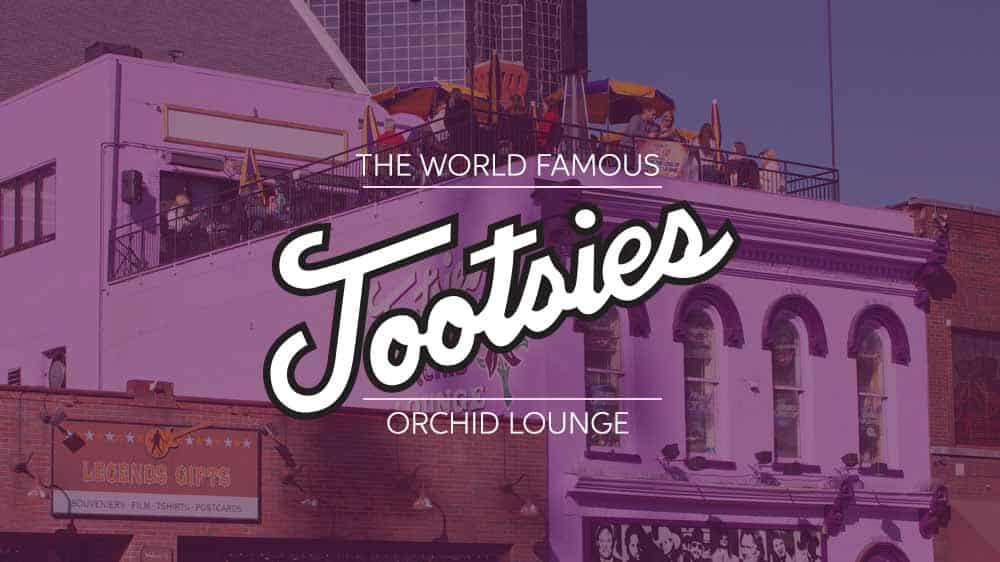 Tootsies Orchid Lounge - Nashville Bar Bike