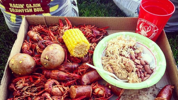 Best Events in the Spring - Nashville Tennessee - Crawfish Festival
