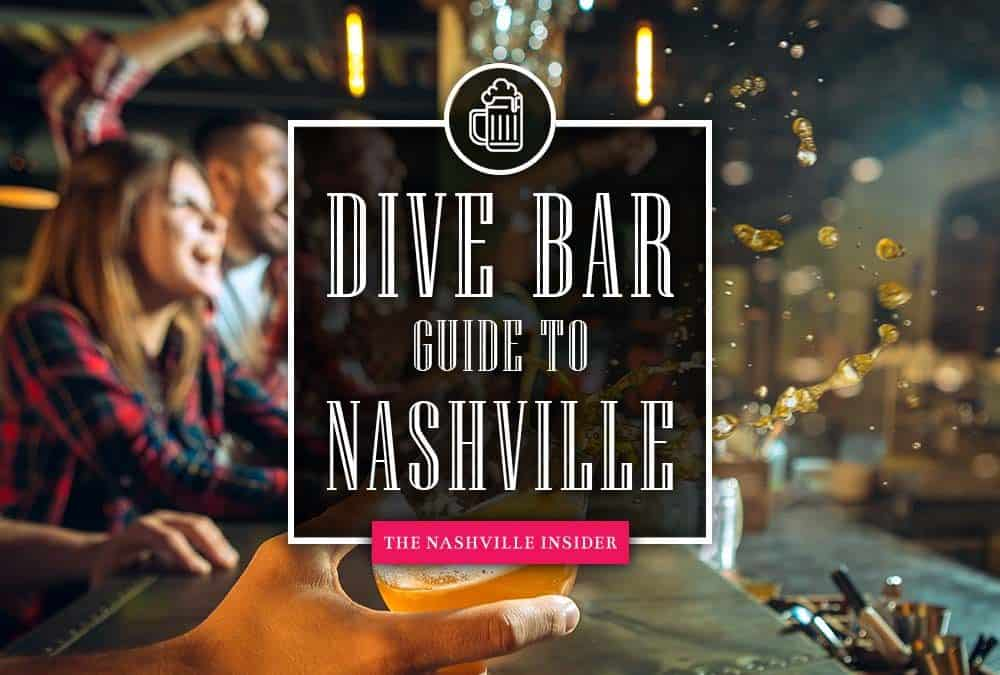 Dive Bar Guide to Nashville – Best Dives in Town | Nashville Bar Bike
