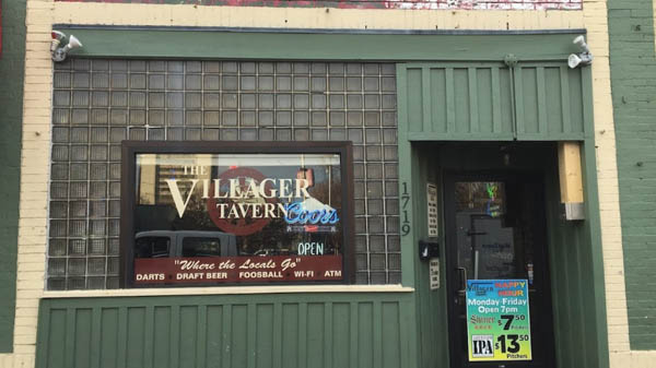 Villager Tavern Nashville - Best Dive bar in the USA