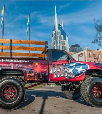 Party Truck Rentals - Nashville