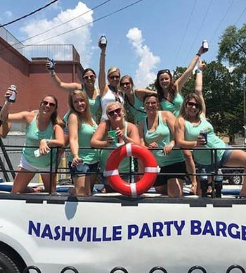 Where to rent party truck nashville