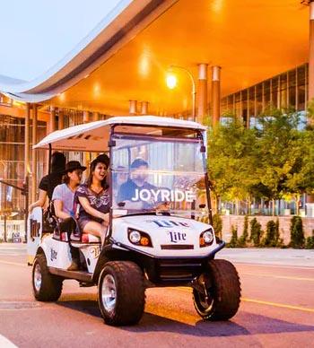 golf cart rentals nashville