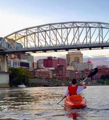 kayak rentals nashville