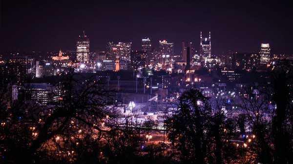 Best romantic places in Nashville - Love Circle