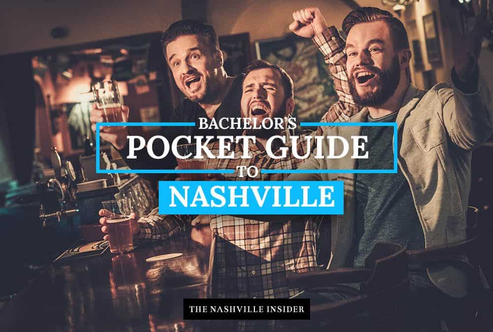 Bachelor's Pocket Guide to Nashville
