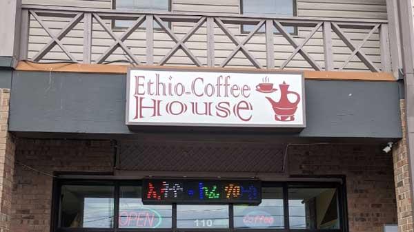Ethio Coffee House - Nashville 2
