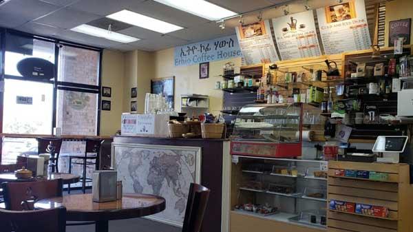 Ethio Coffee House - Nashville
