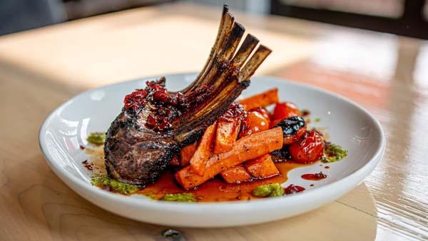 Best Date Restaurants in Nashville