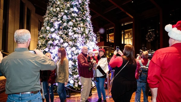 Deck the Hall Country Music Hall of Fame Christmas Event
