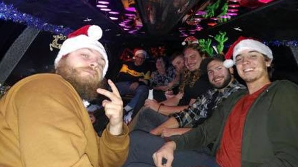 Holiday Lights Tour - Rent a limo Nashville