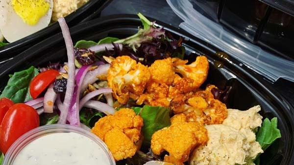 Vegan Food in Nashville - Radical Rabit