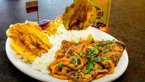 Best Columbian Food in Nashville 2021
