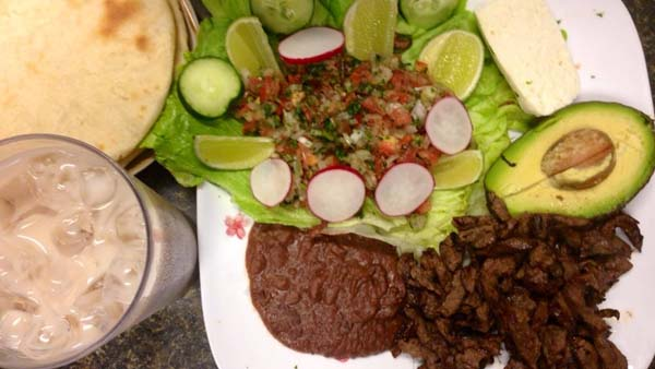 Best Latin food places to eat for cheap in Nashviller