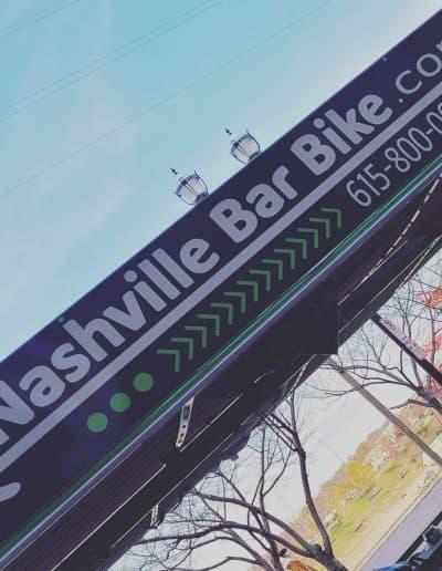 Best Nashville Party Bike