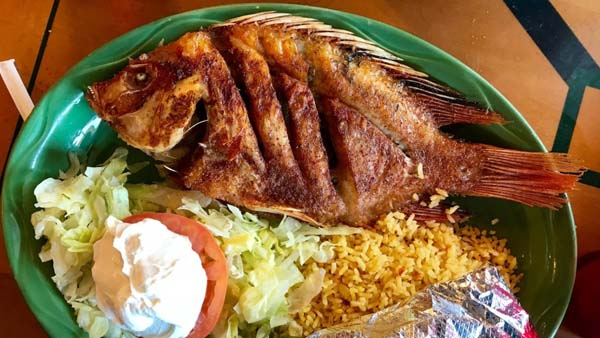 Peruvian Fish Dishes in Nashville