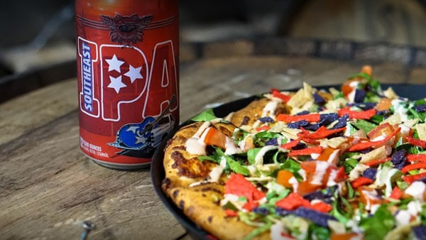 Tailgate Brewery - Pizza Places in Nashville