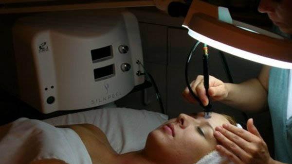 Skin treatment center