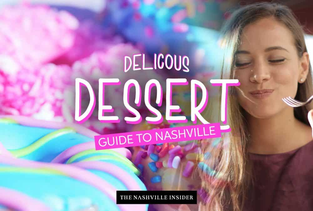 Best Deserts in Nashville 2021 - Nashville Bar Bike