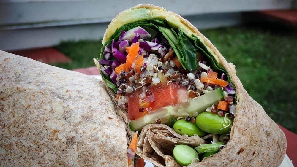 Grins Vegetarian Cafe