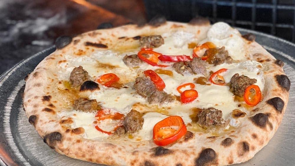 Vegan Pizza Nashville