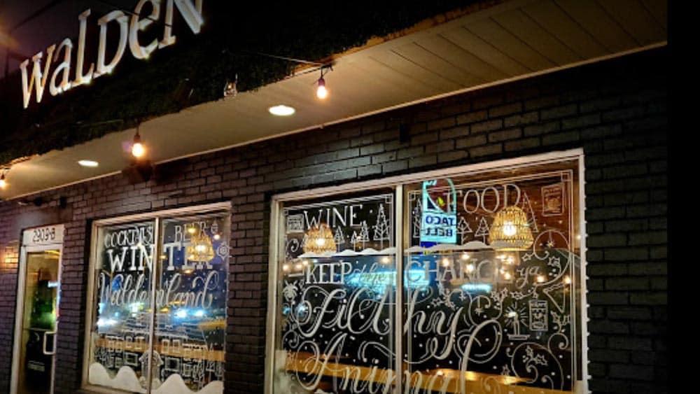 Waldens Bar - Nashville