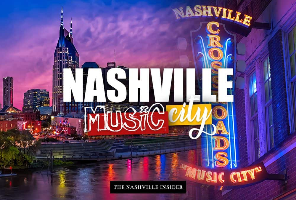 Nashville - Music City - The best place for a Rock'n Vacation
