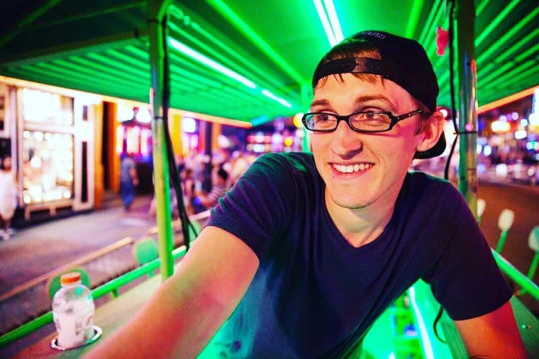 Tour Guide Operator Positions At Nashville Bar Bike