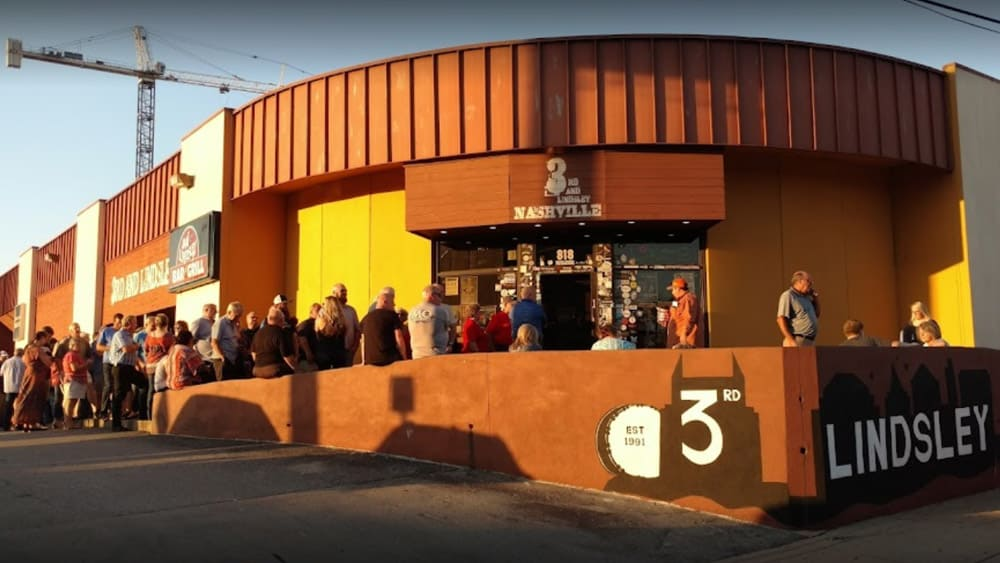 3rd and Lindsley now Open